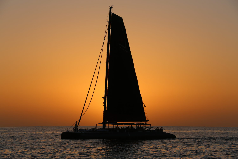 80 ft catamaran