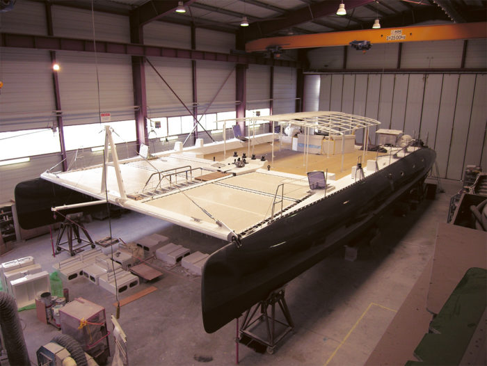 catamaran manufacturer