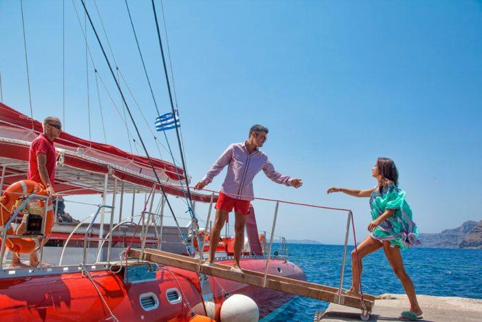 catamaran investment