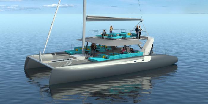 60 ft catamaran